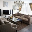 Modern lounge room - Stock Photo