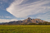 Franschhoek Valley — Stock Photo