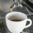 Double Espresso - Stock Photo