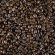 Stock Photo: Espresso Coffee Beans