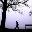 Depressed in Fog — Stock Photo #5679712