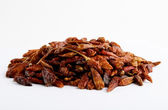 Bulk Hot Chillies — Stock Photo