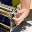 Pasta Machine — Stock Photo