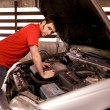 Stock Photo: Car Repair