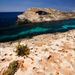 Stock Photo: Gozo Blue Lagoon