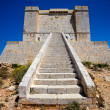 Saint Marija's Tower - Stock Photo