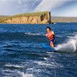 Water Skier — Stock Photo