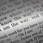 I am the Way — Stock Photo