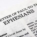 Book of Ephesians — Stock Photo #5686733