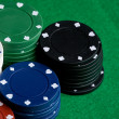 Casino Background — Stock Photo