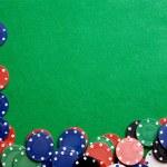 Casino Background — Stock Photo