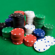 Stock Photo: Poker Chips