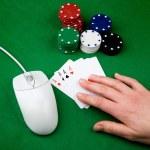 ������, ������: Online Gamble