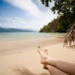Relaxing in the Tropics — Stock Photo #5688968