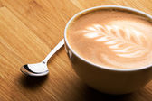 Kaffe Latte — Stock Photo