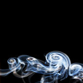 Cool Smoke Background — Stock Photo