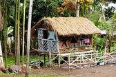 印尼圣诞小屋 — 图库照片