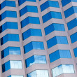 Office Building Abstract — Lizenzfreies Foto