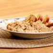 Apple Cinnamon Porridge — Stock Photo #5691694