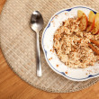 Bowl of Porridge — Stock Photo #5691707