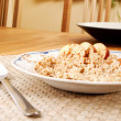 Bowl of Porridge — Stock Photo