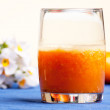 Stock Photo: Orange Smoothie