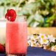 Strawberry Smoothie — Foto de Stock