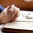 Hands Praying — Stock Photo #5692356