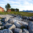 Norway Rural Landscape — Stock Photo