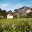 Rural Norway House — Stock Photo