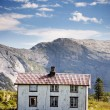 Royalty-Free Stock Photo: Mountain House