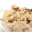 Cookie Dough Bowl - Stock Photo