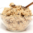 Stock Photo: Cookie Dough Bowl