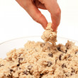 Cookie Dough — Stock Photo