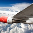 Airplane in Flight — Stock Photo #5694787