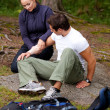 Camping First Aid — Stock Photo #5695535