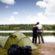 Summer Camping — Stock Photo #5695890