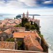 Stock Photo: Old Fortified Town