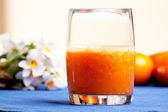 Orange Smoothie — Stock Photo