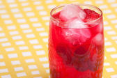 Raspberry Punch — Stock Photo