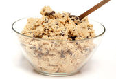 Cookie Dough Bowl — Stock Photo