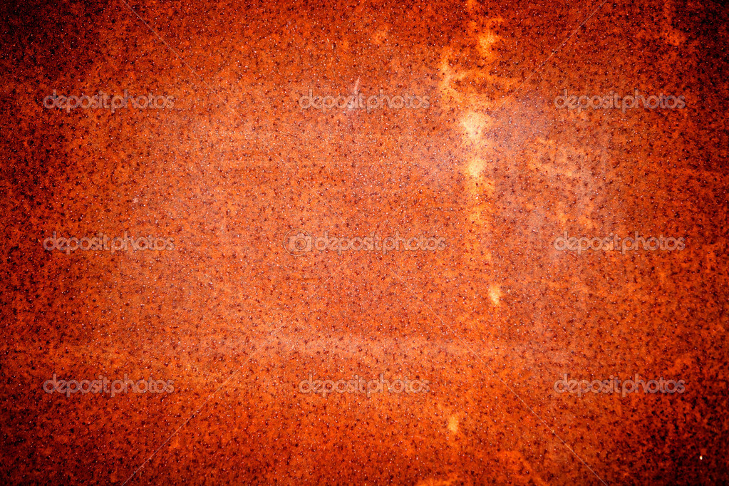 A rust background texture surface red and brown — Foto Stock #5691312