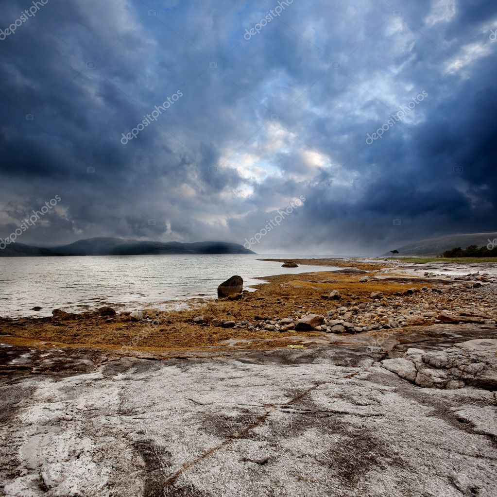 Фотообои Норвегия Пейзаж