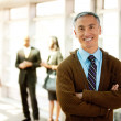 Happy Business Man — Stock Photo #5701953