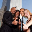 Business Thumbs Up — Stock Photo #5702982