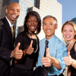 business di successo — Foto Stock
