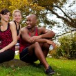 Exercise Group — Stock Photo