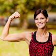 Fitness Woman — Stock Photo #5703349
