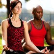 Stock Photo: Meditate