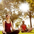 Meditation — Stock Photo #5703460